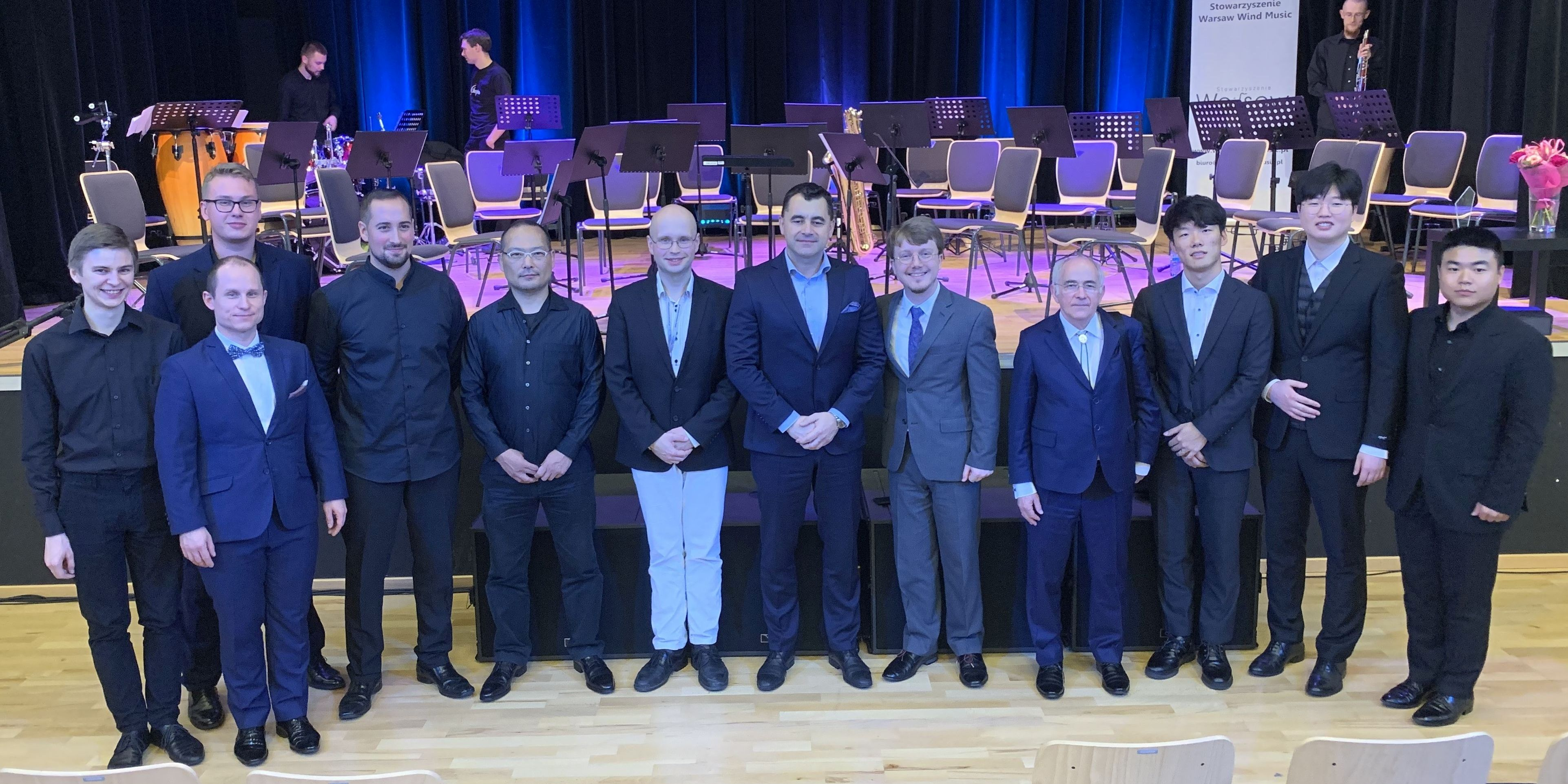 Za nami Warsaw Wind Ensemble Conducting Competition 2019